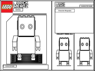 BlockHeadz Template