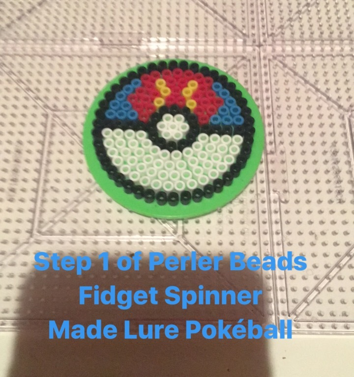 how to make a bead spinner