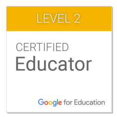 Google Educator Level 2